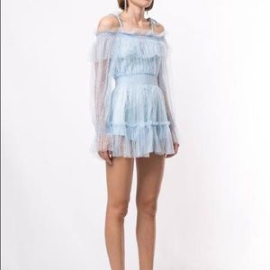 Alice McCall Crystal Cries Playsuit